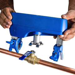 Guardian Leak Prevention System horizontal installation