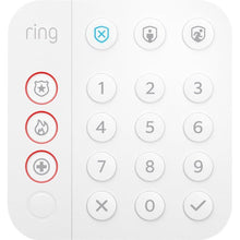 Load image into Gallery viewer, Ring alarm keypad