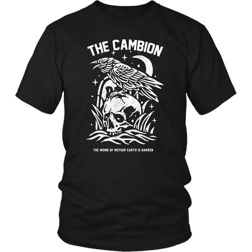 The Cambion-The Womb of mother earth is Barren