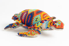 Sea Turtle: medium; luster rainbow colors