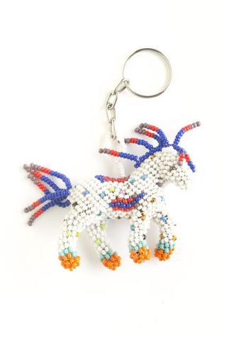 Horse / Pony Keychain [Animals, Domestic]