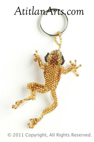 Leaping Frog gold [Frogs]
