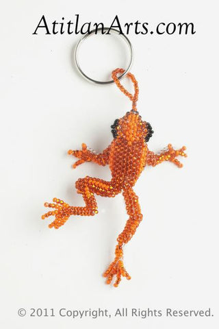 Leaping Frog orange [Frogs]