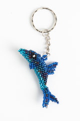 Dolphin: small; blue, peacock blue, bright blue