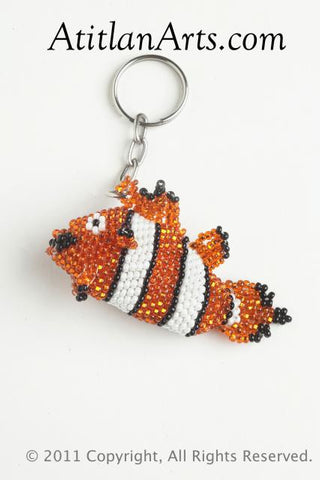 Clown Fish Nemo orange/white [Sea Life]