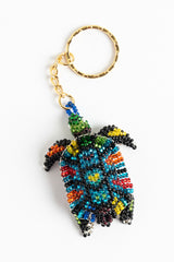 Sea Turtle; small; rainbow colors