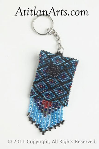 Amulet Bag, large bright blue [Special]