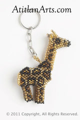 Giraffe gold with black spots [Zoo]