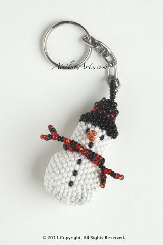 Christmas Snowman white [Christmas, Holiday]