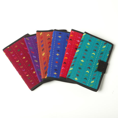 Handwoven Journal Covers