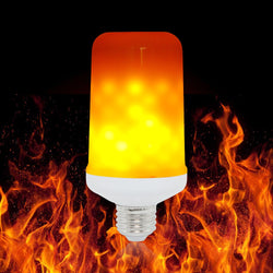 Flickering Flame Effect Light Bulb