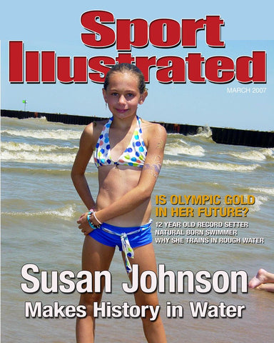Magazine Cover Templates For Photoshop Sport Illustrated