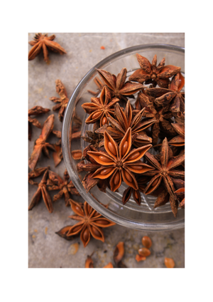 Star Anise, Karan phool