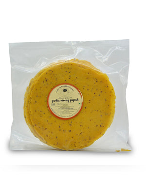 Garlic Moong Papad, Low Salt