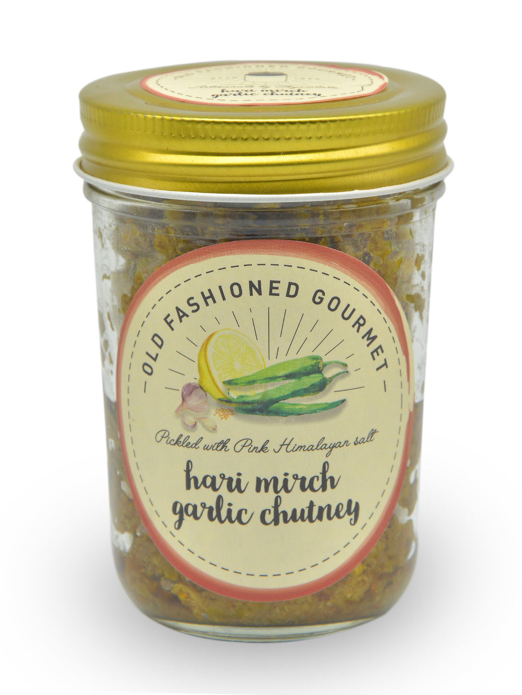 Hari Mirch Garlic Chutney