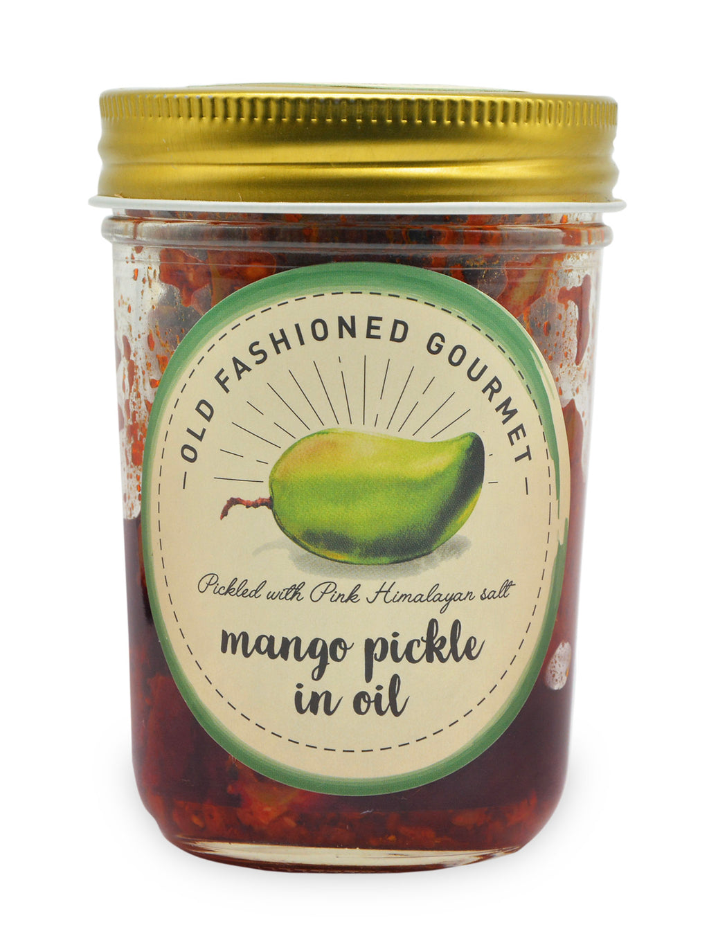 Mango Pickle in  Oil