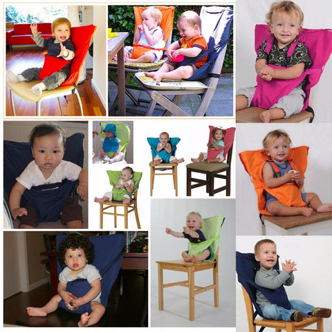 Easy Seat Portable High Chair review