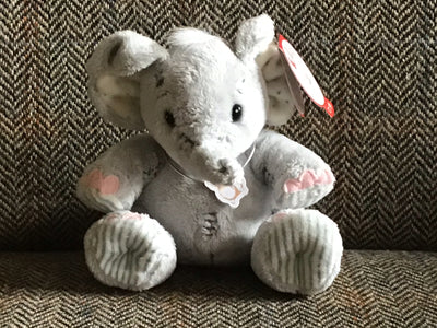 Teddy Bear: Elliot the elephant