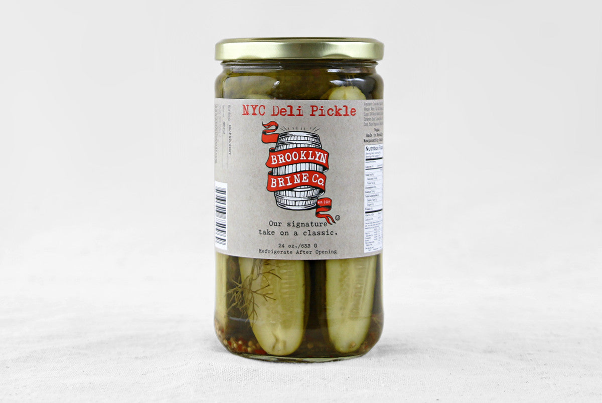 Brooklyn Brine NYC Deli Pickle