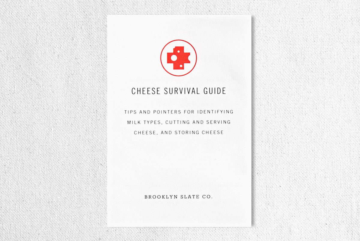 Cheese Survival Guide