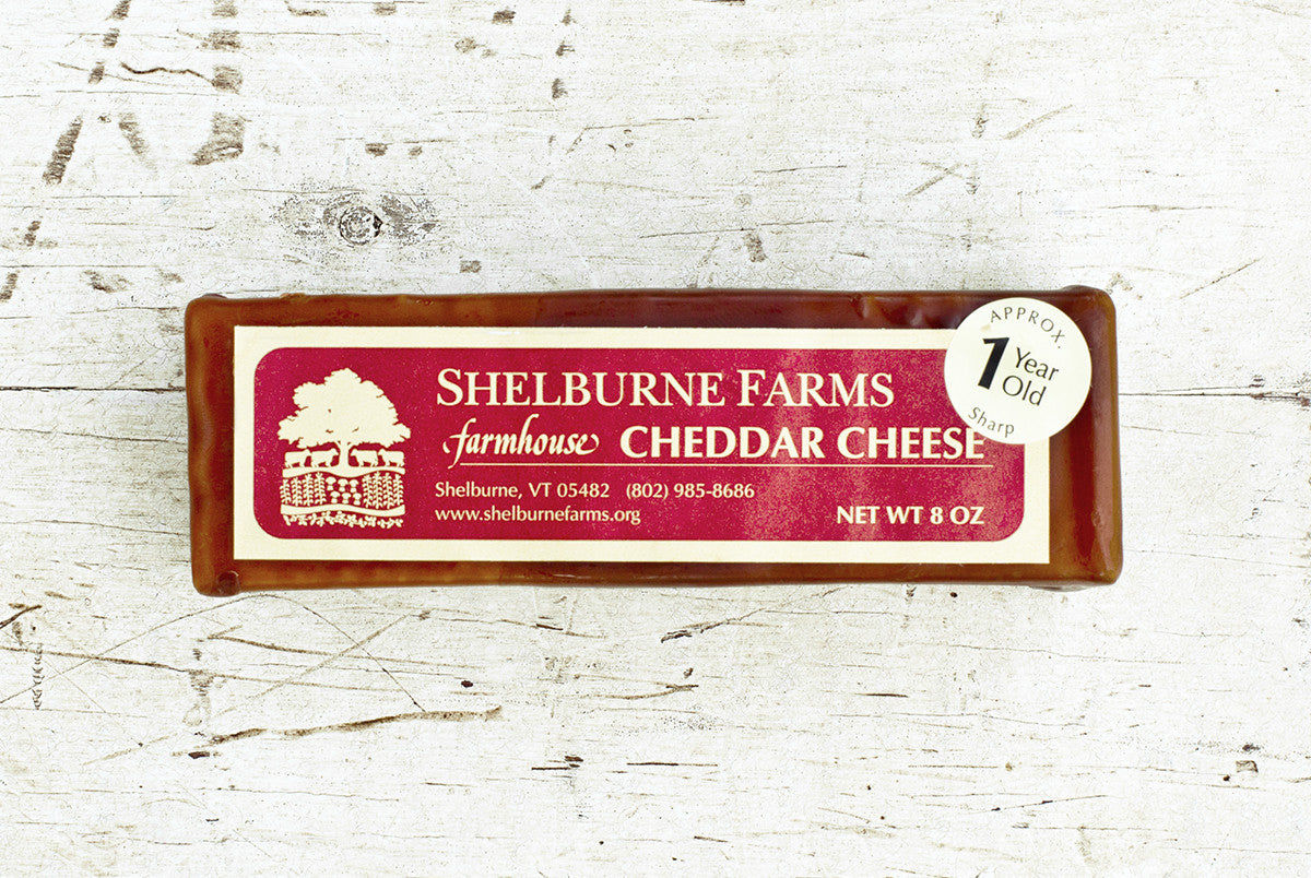 Shelburne Farms Farmhouse Cheddar
