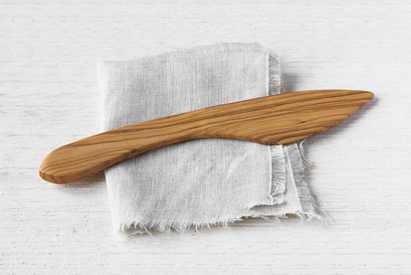 Wood Cheese Knife