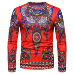 Autumn Men's Long Sleeve T Shirt