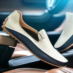 New Fashion Mens Comfy Leather  Shoes