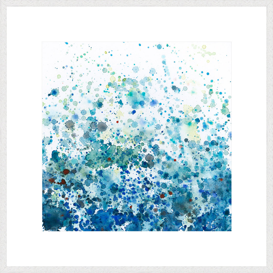 Speckled Sea I