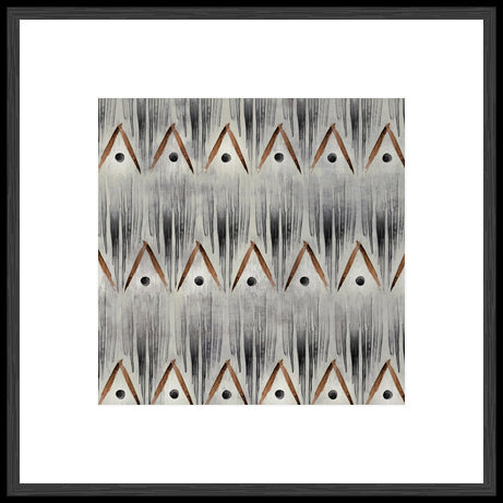 Grey Tribal I