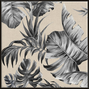 Luscious Palms I - Canvas