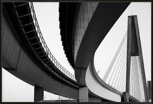 Bridge Curve - Canvas