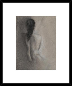 Chiaroscuro Figure Drawing Ii