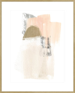 Blush Abstract V