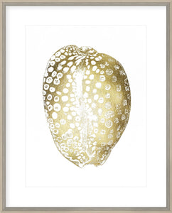 Gold Foil Shell II