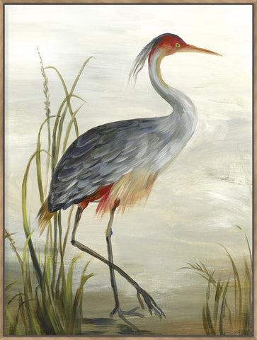 Grey Heron 153X103Cm / Natural