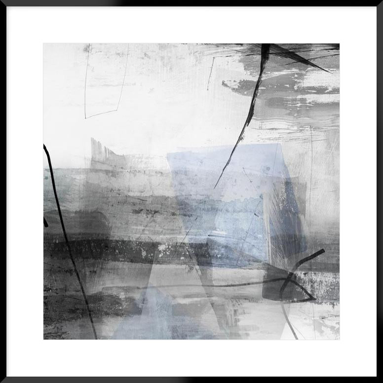 Grounded Iii 64X64Cm / Boxed Black