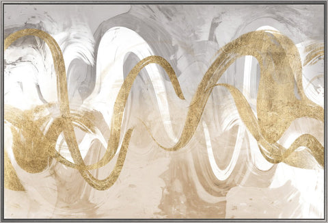 Infinite Swirl I Canvas