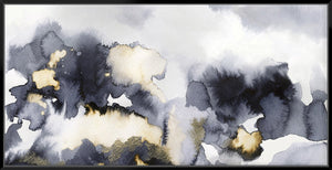Lost In Your Mystery 143X73Cm / Black
