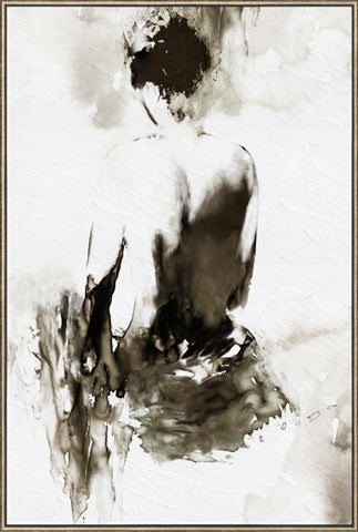 Ink Lady - Canvas