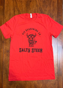 Salty Steer Short Sleeve T-Shirt