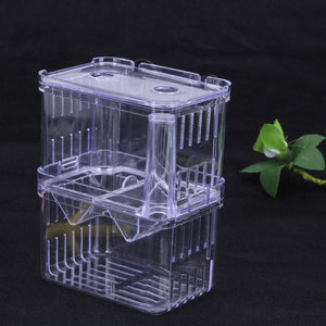 Acrylic Fish Breeding Isolation Tank