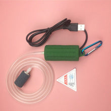 Load image into Gallery viewer, New Mini Portable 5V 1A USB Powered Outdoor Fishing Oxygen Air Pump