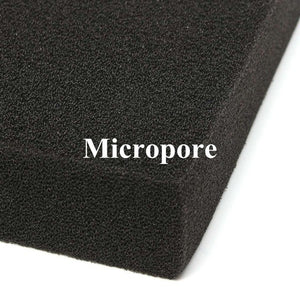 Large 100*100*3cm Aquarium Sponge Black