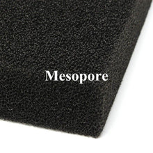 Load image into Gallery viewer, Large 100*100*3cm Aquarium Sponge Black