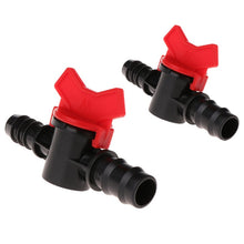 Load image into Gallery viewer, Fish Tank Water Flow Control Valve Hose Connector 12mm or 16mm