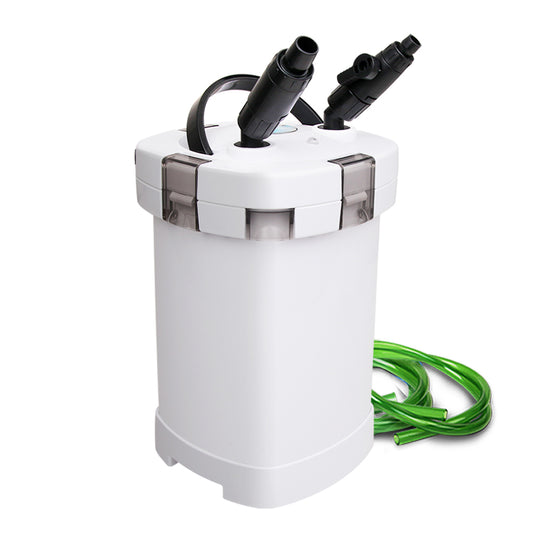 Giantz Aquarium External Canister Filter Aqua Fish Water Tank Sponge Pond 1250L - HomeOutdoorsDirect