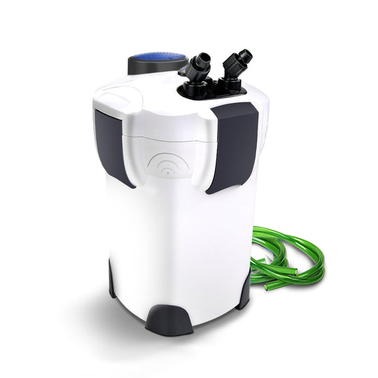 Aquarium External Canister Filter Aqua Fish Tank UV Light with Media Kit 1850L/H - HomeOutdoorsDirect