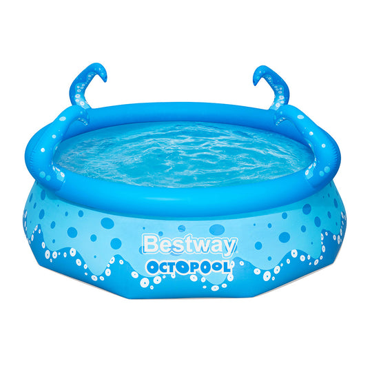 Bestway Inflatable Swimming pool Kids Play Above Ground Splash Pools Family - HomeOutdoorsDirect