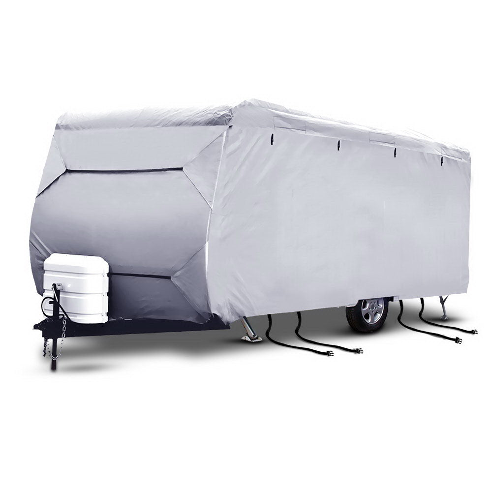 Weisshorn 18-20ft Caravan Cover Campervan 4 Layer UV Water Resistant